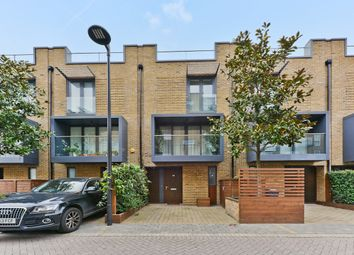 Thumbnail 4 bed town house to rent in Bromyard Avenue, East Acton, East Acton, London