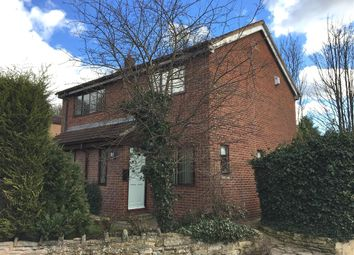 Thumbnail 4 bed detached house for sale in Low Street, Brotherton, Knottingley