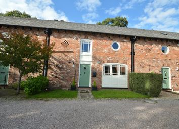 Thumbnail 2 bed mews house for sale in Crouchley Hall Mews, Crouchley Lane, Lymm