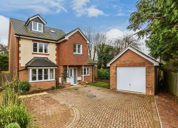Thumbnail 4 bed detached house for sale in Hawthorne Gardens, Caterham