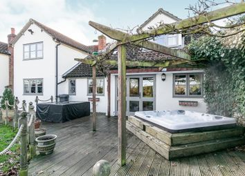 Thumbnail 4 bedroom semi-detached house for sale in Twinstead Road, Pebmarsh, Halstead