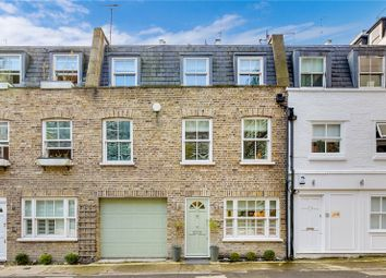 Thumbnail 3 bed mews house for sale in Eastbourne Mews, London