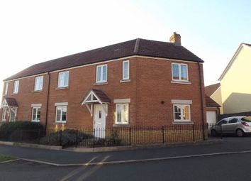 Thumbnail 3 bed semi-detached house for sale in Alvington Fields, Brympton, Yeovil