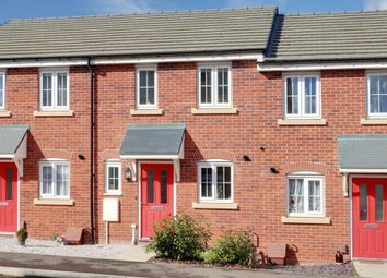 Thumbnail 2 bed terraced house for sale in Mayfly Road, Northampton