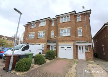 Thumbnail 3 bed end terrace house for sale in Armstrong Close, Borehamwood