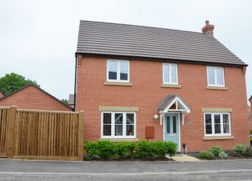Thumbnail 4 bed detached house for sale in Rennocks Place, Thringstone