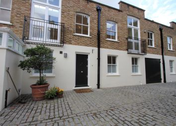 Thumbnail 3 bed mews house to rent in Victoria Mews, London