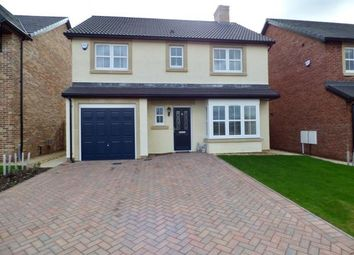 Thumbnail 4 bed detached house for sale in Hadrian Way, Houghton, Carlisle
