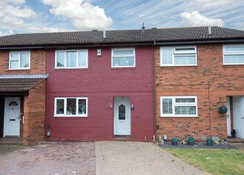 Thumbnail 3 bed terraced house for sale in Ravenhill Way, Luton, Bedfordshire