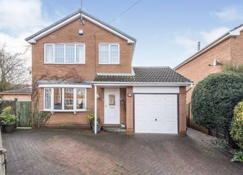 Thumbnail 3 bed detached house for sale in Elm Gardens, Castleford