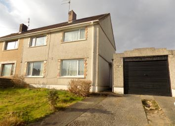Thumbnail 3 bed property for sale in Heol Y Felin, Neath