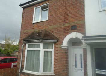 Thumbnail 4 bed end terrace house to rent in Northcote Road, Portswood, Southampton