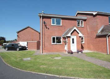 Thumbnail 2 bed semi-detached house to rent in Crud Y Castell, Denbigh