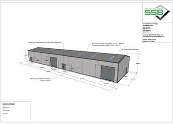 Thumbnail Light industrial to let in Proposed Industrial Units, Stepney Lane, Hull, East Yorkshire