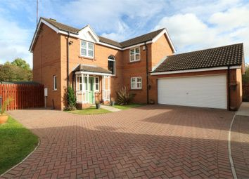 Thumbnail 4 bed detached house for sale in Acre Close, Thurcroft, Rotherham, South Yorkshire