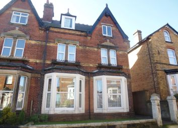 Thumbnail 6 bed block of flats for sale in Highfield, Scarborough