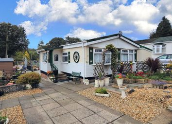 Thumbnail 3 bed mobile/park home for sale in Cannisland Park, Parkmill, Swansea