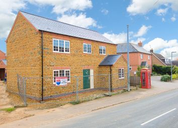 Thumbnail 4 bed detached house for sale in Main Street, Little Harrowden