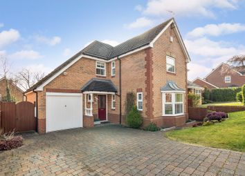 Thumbnail 4 bed detached house for sale in Rievaulx Avenue, Knaresborough