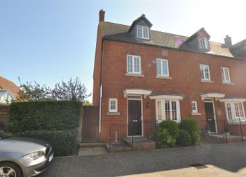 Thumbnail 4 bedroom end terrace house for sale in Orchard Way, Lower Stondon, Henlow