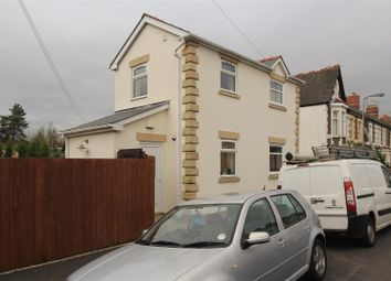 Thumbnail 1 bedroom detached house to rent in Llanfair Road, Pontcanna, Cardiff