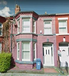 Thumbnail 5 bed terraced house to rent in Egerton Road, Liverpool