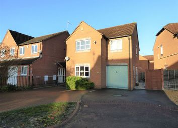 Thumbnail 4 bed detached house for sale in Pendock Close, Quedgeley, Gloucester