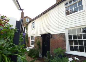 Thumbnail 2 bed terraced house for sale in Church Street, Bexhill-On-Sea