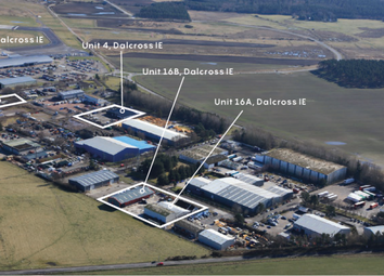 Thumbnail Industrial for sale in Dalcross Industrial Estate, Inverness