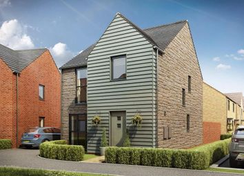 "Thumbnail 4 bed detached house for sale in ""Kingsley"" at East Walk, Yate, Bristol"
