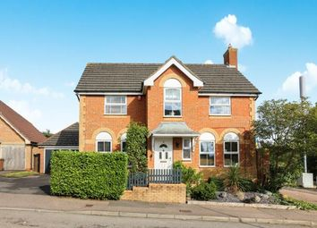 Thumbnail 4 bed detached house for sale in Doncaster Close, Stevenage, Hertfordshire, England