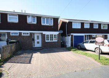 Thumbnail 3 bedroom semi-detached house for sale in Wildfell Close, Christchurch