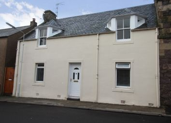 Thumbnail 3 bed flat for sale in Castle Street, Cupar