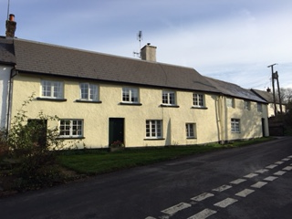 Thumbnail 4 bed cottage for sale in Alscot Cottage Alswear, South Molton