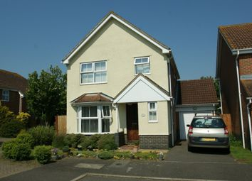 Thumbnail 3 bed detached house to rent in Hawthorn Road, Kingsnorth