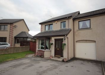 Thumbnail 3 bed semi-detached house for sale in Pitmedden Mews, Aberdeen