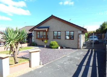 Thumbnail 3 bedroom semi-detached bungalow for sale in Lon Brynawel, Llansamlet, Swansea