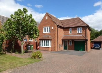 Thumbnail 4 bed detached house to rent in Othello Avenue, Heathcote, Warwick