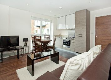 Thumbnail 1 bed flat to rent in Napier House, Bromyard Avenue, Acton, London