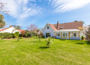 Thumbnail 4 bed detached house for sale in Houmet Lane, Vale, Guernsey