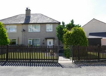 Thumbnail 3 bed semi-detached house for sale in 6 Gable Road, Mirehouse, Whitehaven, Cumbria