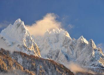 Thumbnail Land for sale in Les Houches, Les Houches, Chamonix-Mont-Blanc, Bonneville, Haute-Savoie, Rhône-Alpes, France