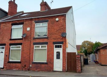 Thumbnail 2 bedroom end terrace house for sale in Fern Street, Sutton-In-Ashfield, Nottinghamshire