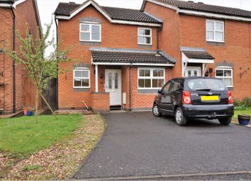 Thumbnail 3 bed end terrace house for sale in Waterloo Drive, Banbury