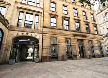 Thumbnail 1 bed flat to rent in Cochrane Street, Glasgow