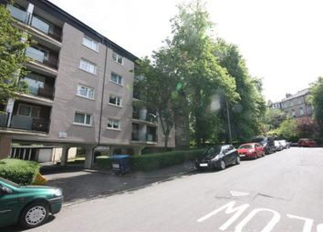 Thumbnail 1 bed flat to rent in Crown Road North, Glasgow