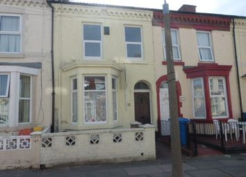 Thumbnail 2 bedroom terraced house for sale in Jacob Street, Toxteth, Liverpool