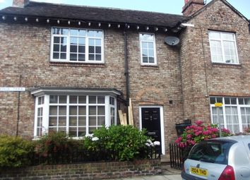 Thumbnail 3 bed end terrace house to rent in Avenue Terrace, York