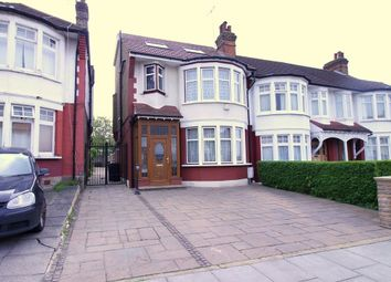 Thumbnail 4 bedroom semi-detached house to rent in Grenoble Gardens, London