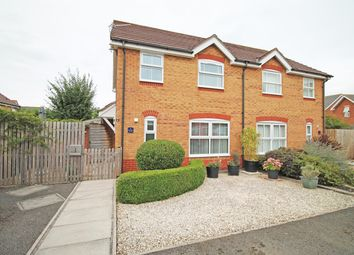 Thumbnail 3 bed semi-detached house for sale in Rectory Close, Wraxall, North Somerset